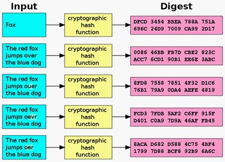 cryptohashes